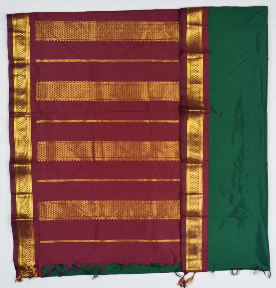 Temple Saree 5380