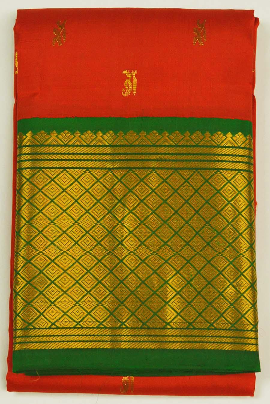 Temple Saree 5419