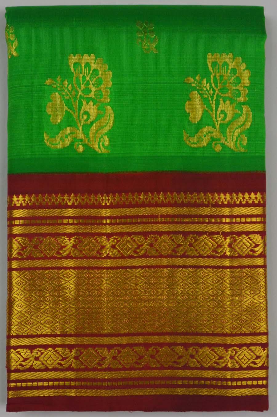 Temple Saree 5453