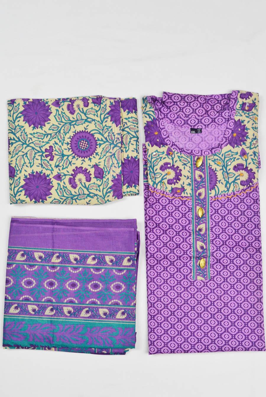 Cotton Salwar_3448