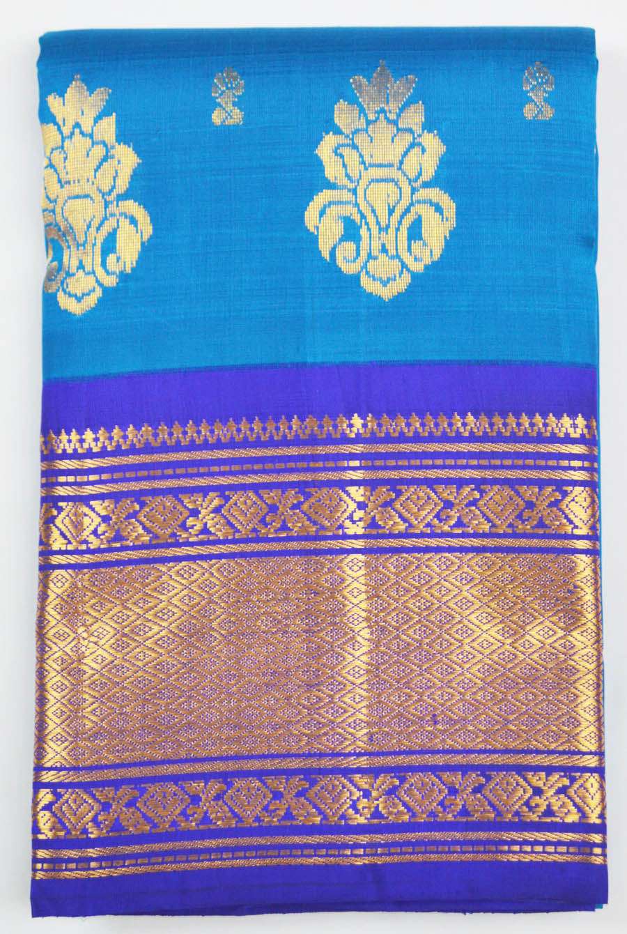 Temple Saree 5539