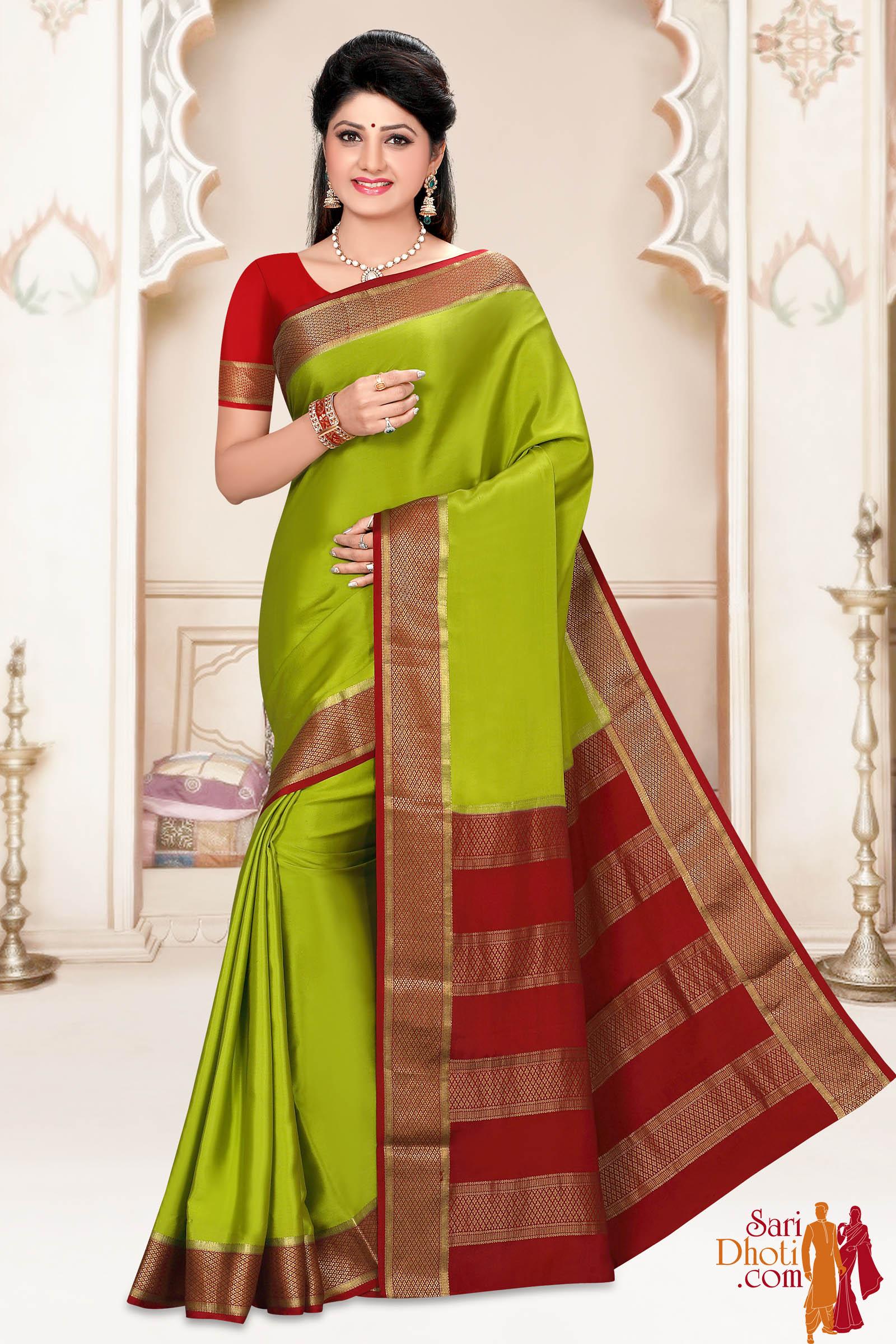 Mysore Silk 5913