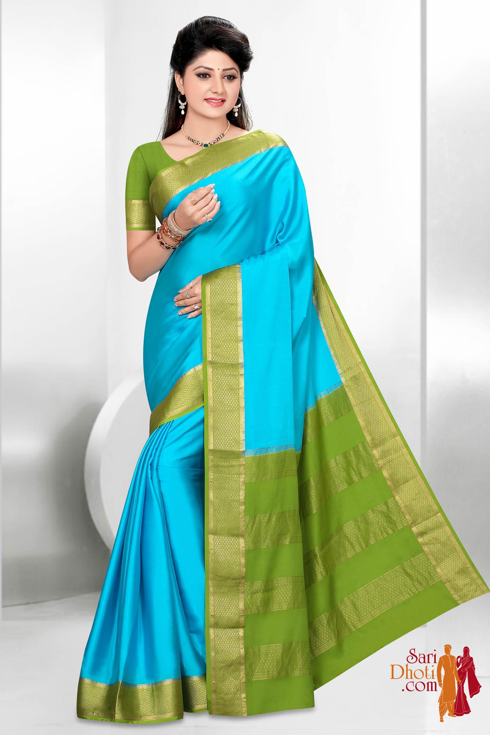 Mysore Silk 5915