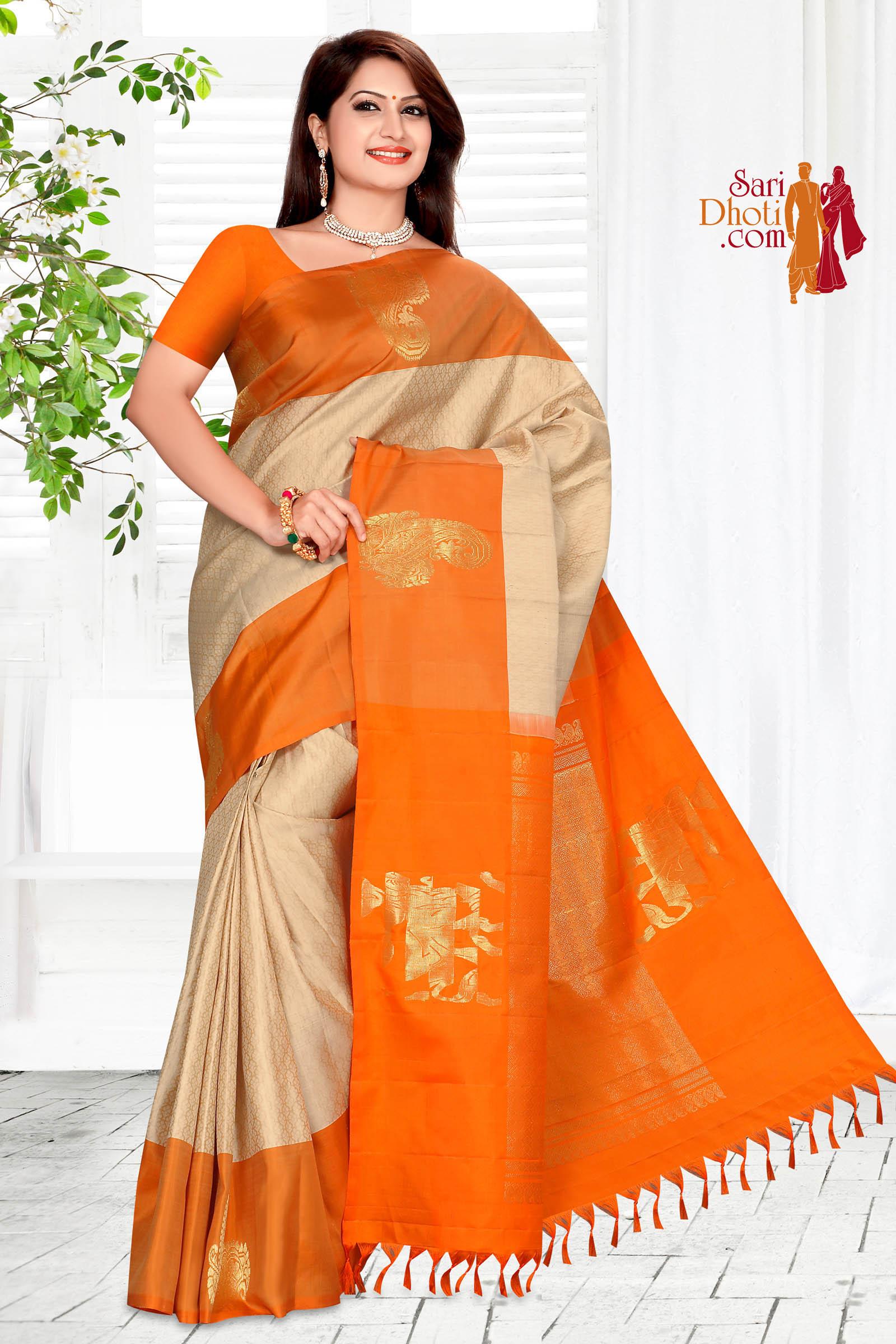 Soft Silk Saree 5621