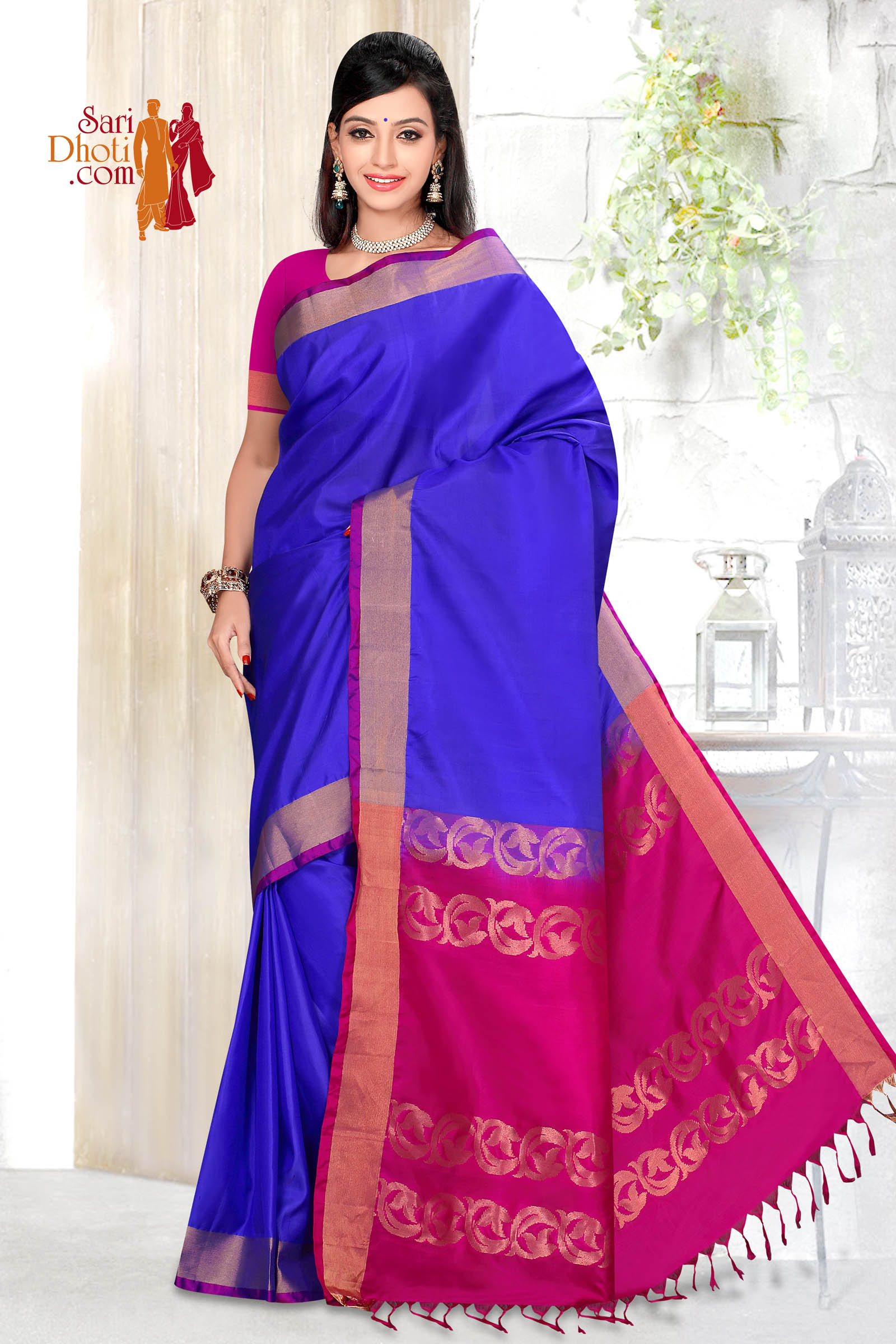 Soft Silk Saree 5823