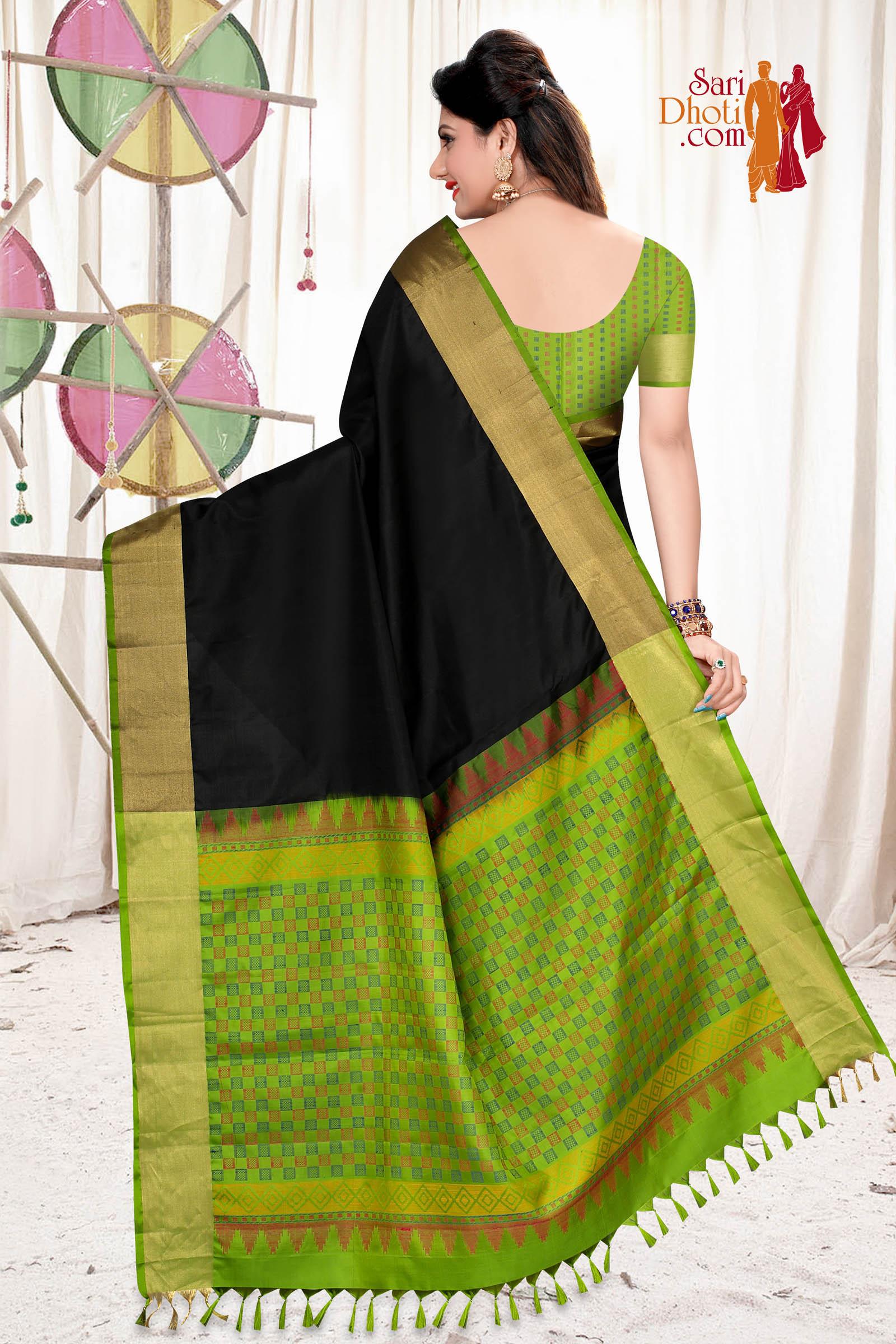 Soft Silk Saree 5824