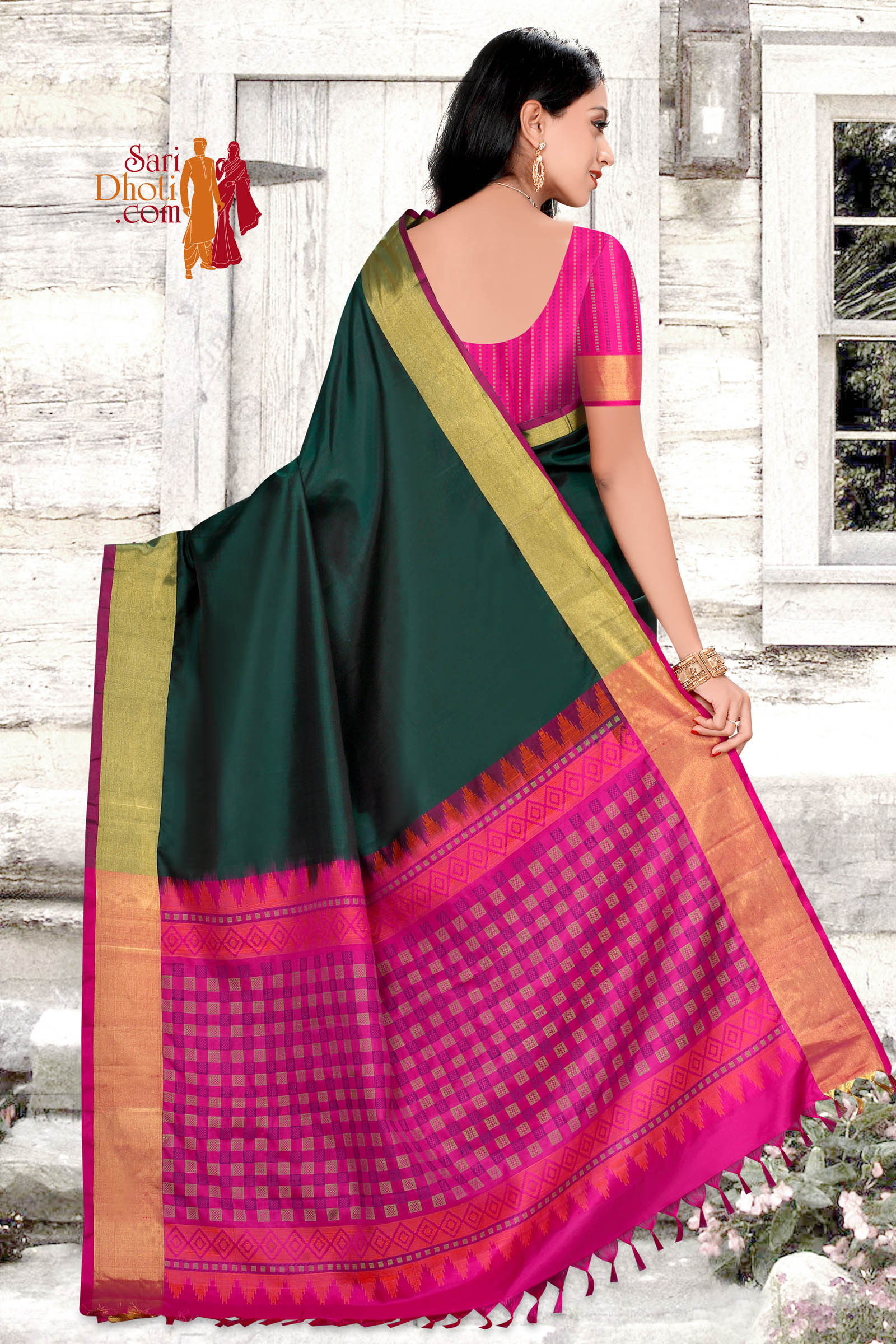 Soft Silk Saree 5830