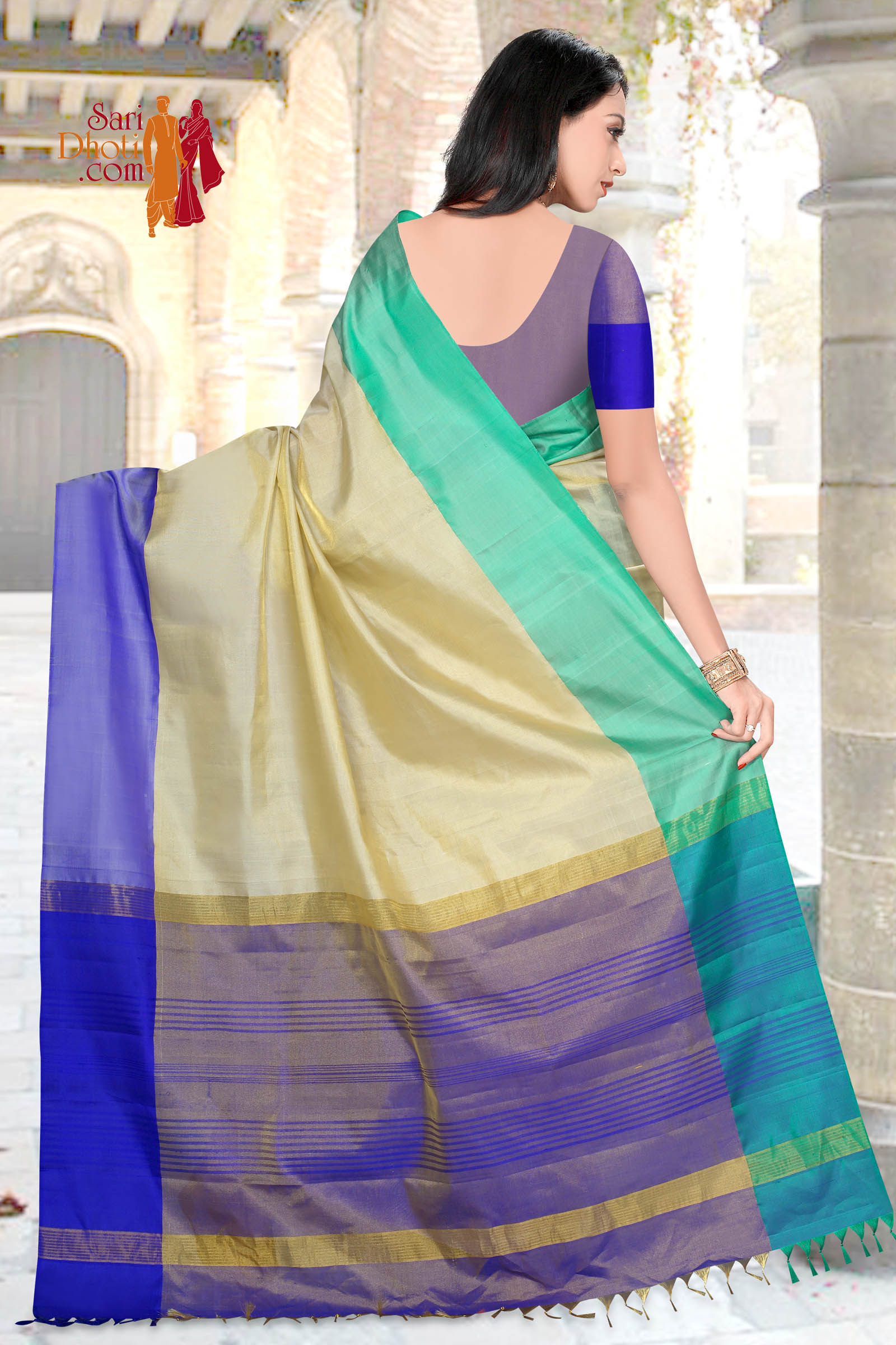 Soft Silk Saree 5836