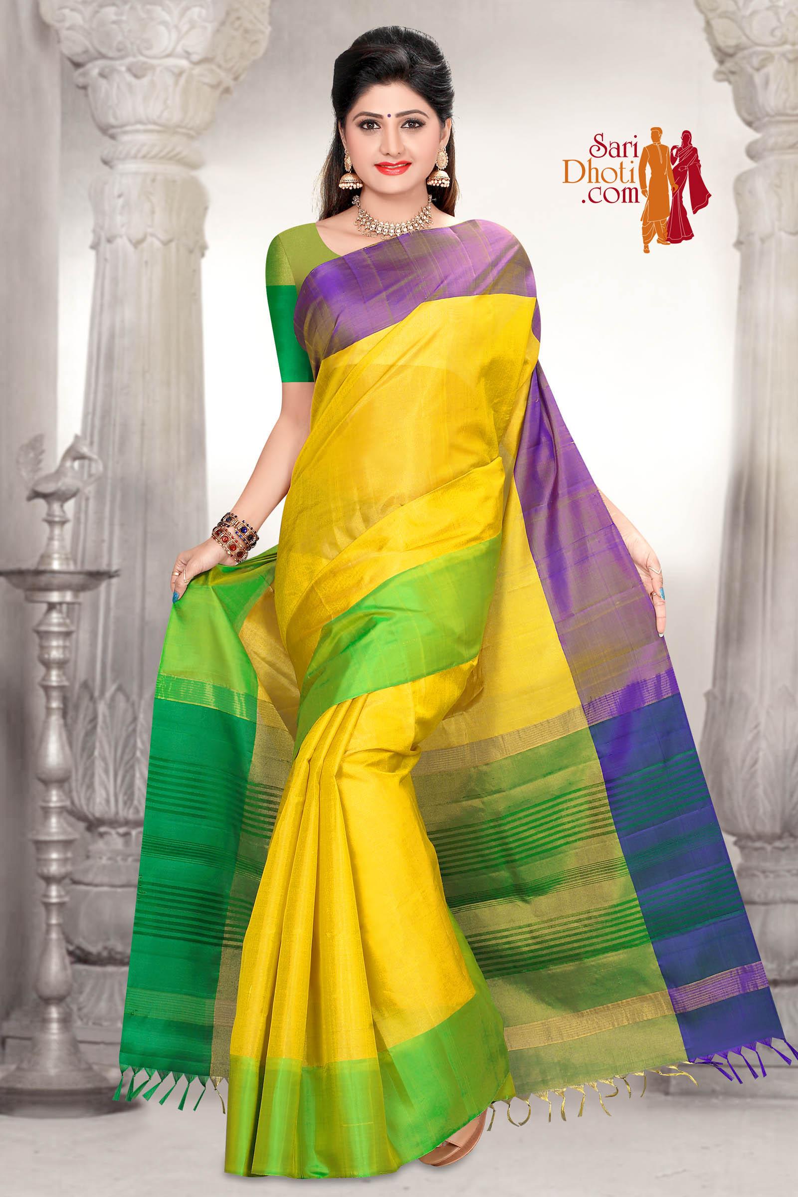 Soft Silk Saree 5837