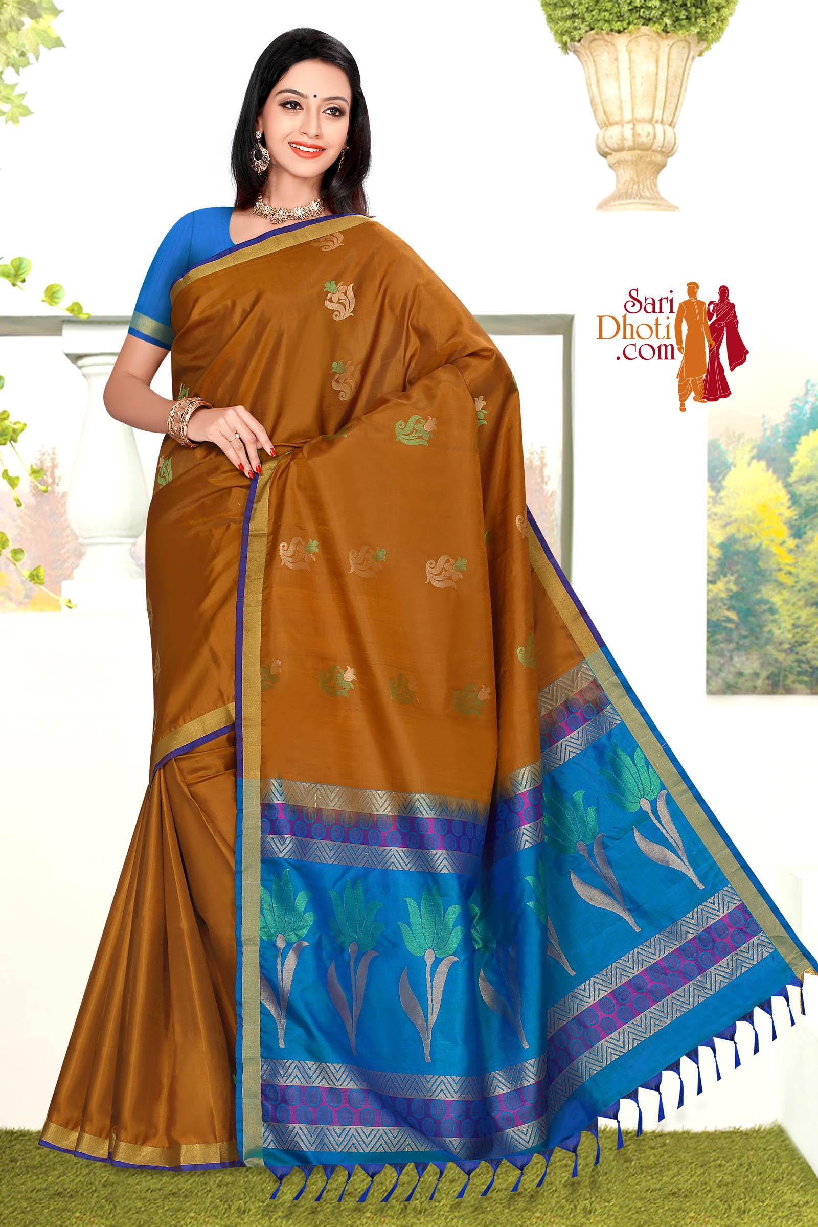 Soft Silk Saree 5840
