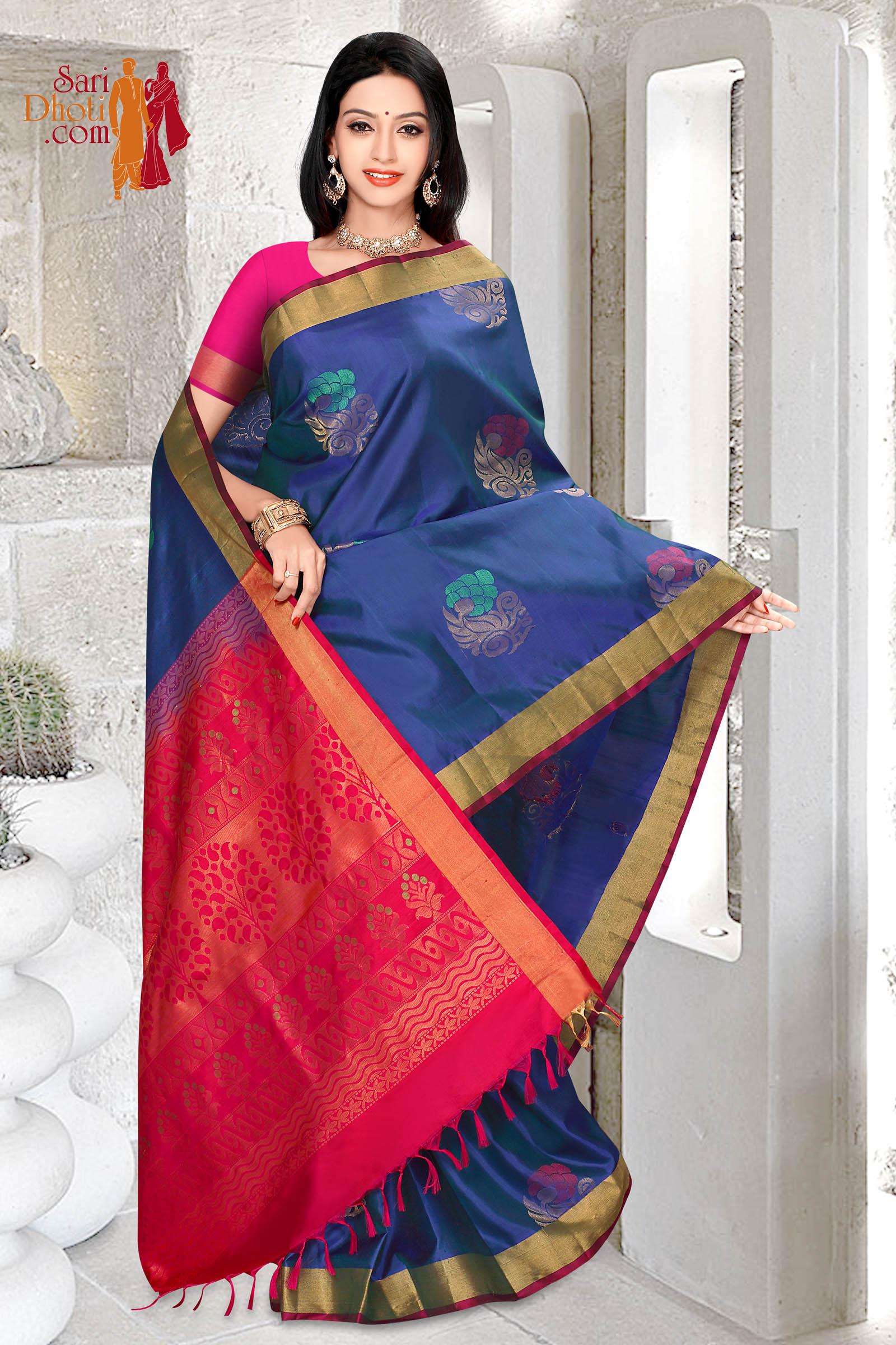 Soft Silk Saree 5848