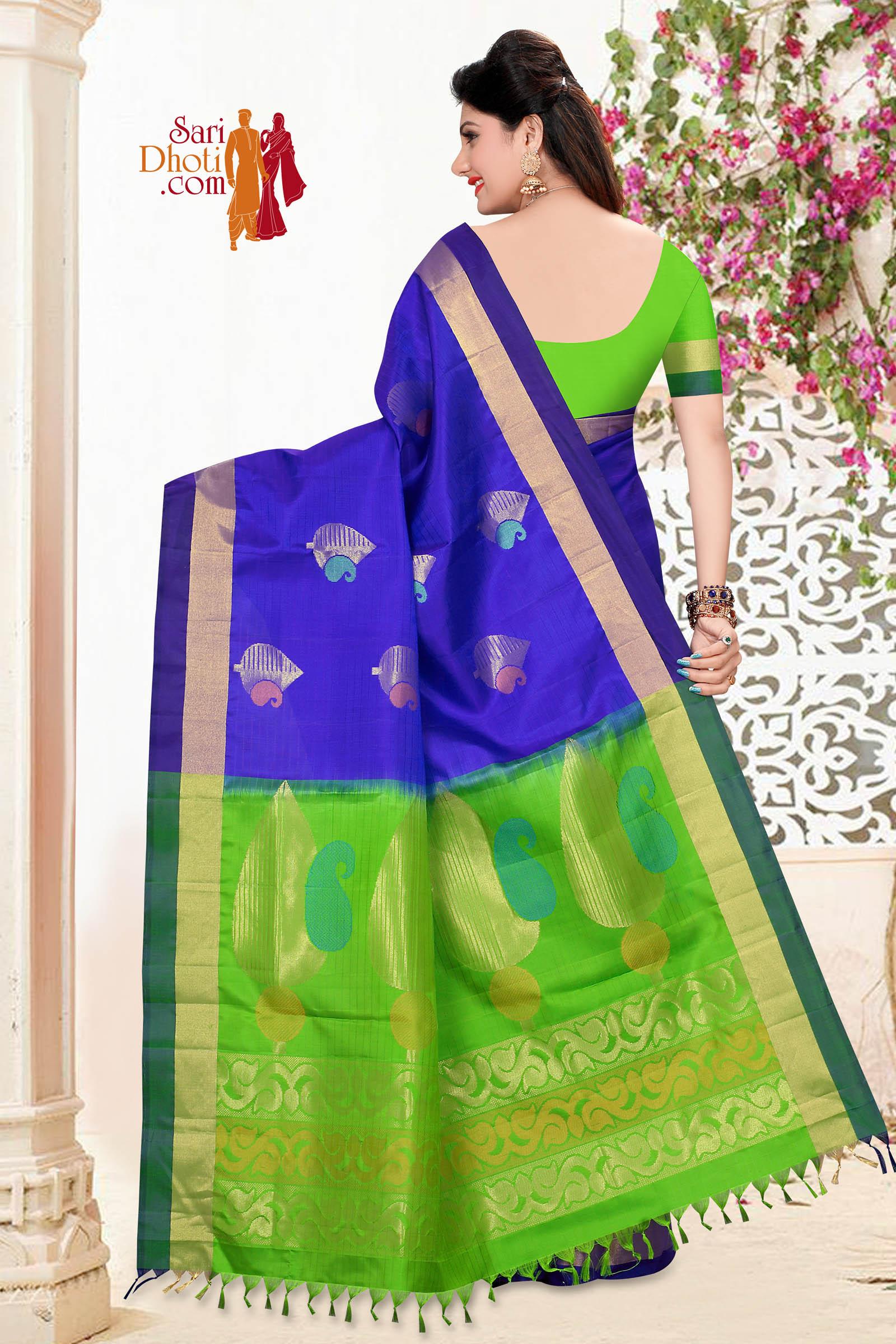 Soft Silk Saree 5852