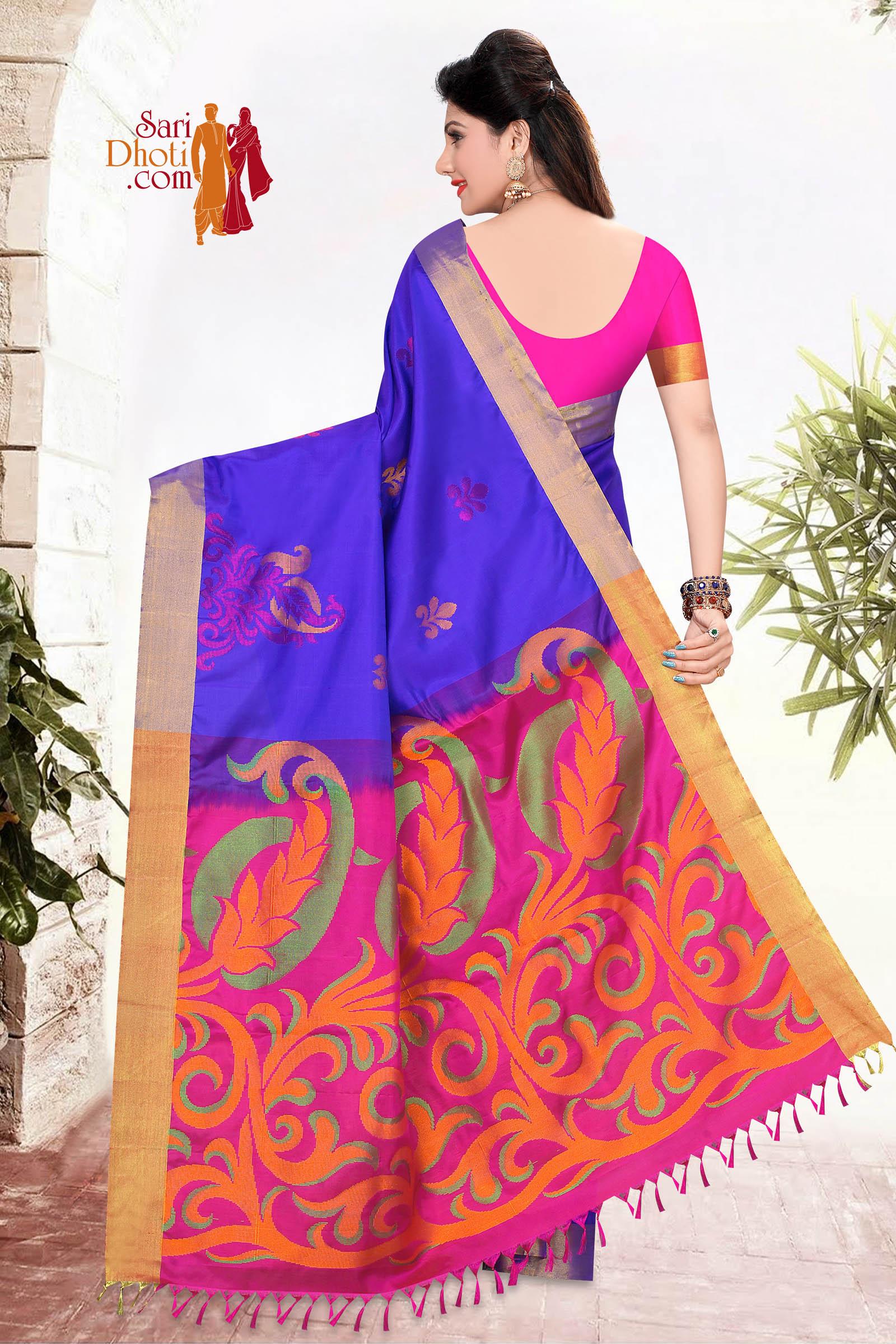 Soft Silk Saree 5853
