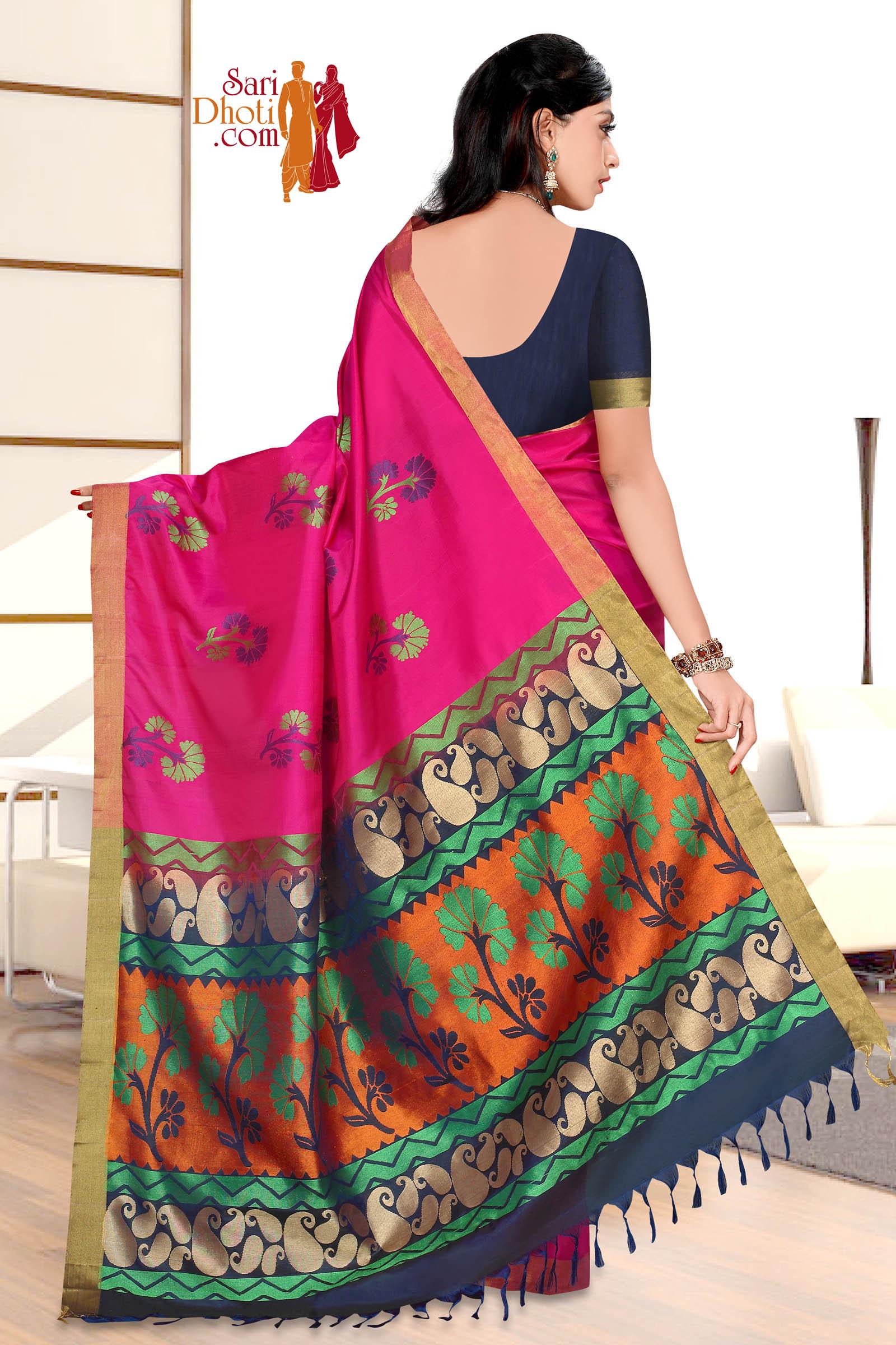 Soft Silk Saree 5859
