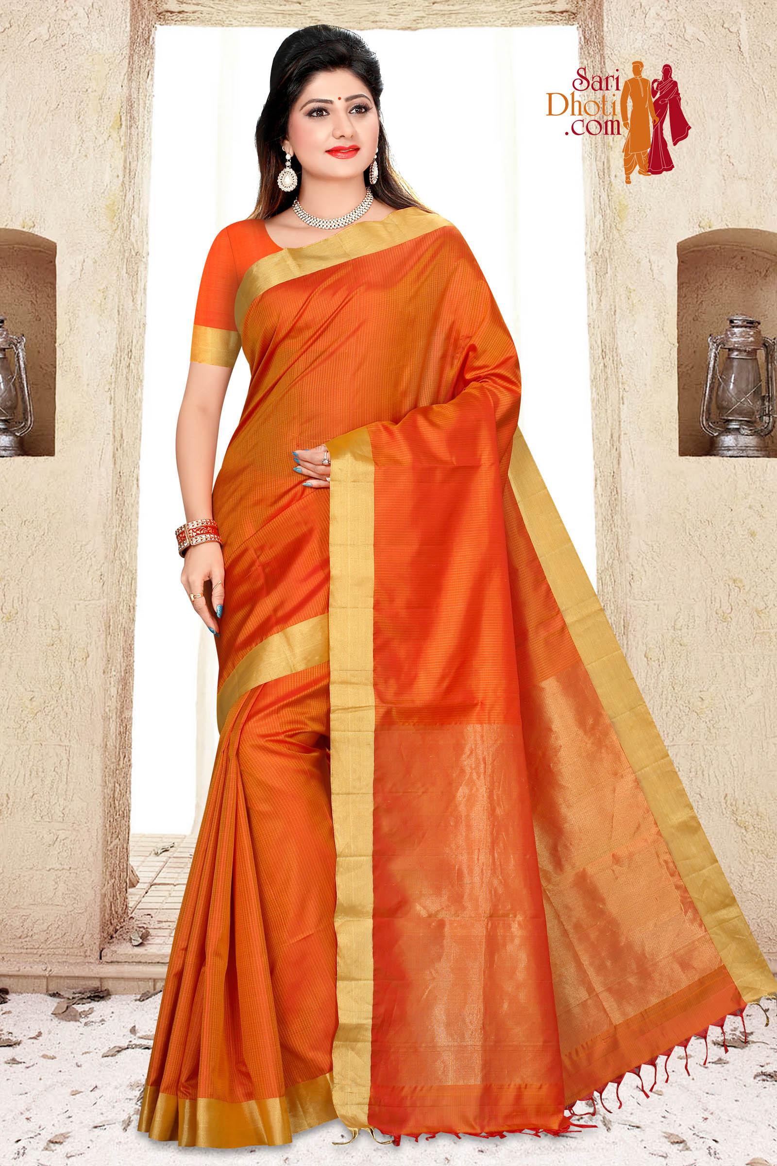 Soft Silk Saree 5861