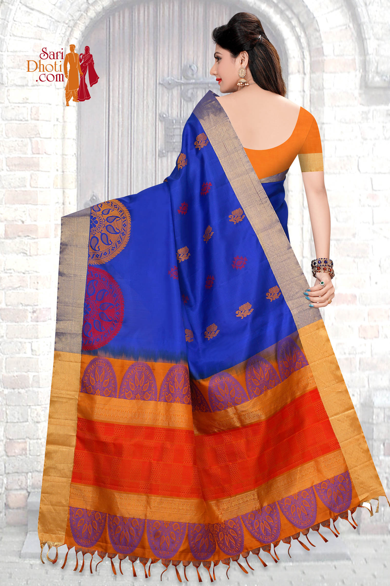 Soft Silk Saree 5865