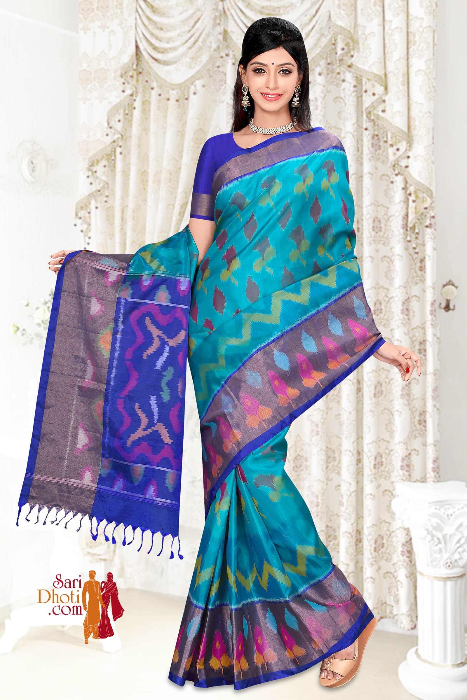 Soft Silk Saree 5871