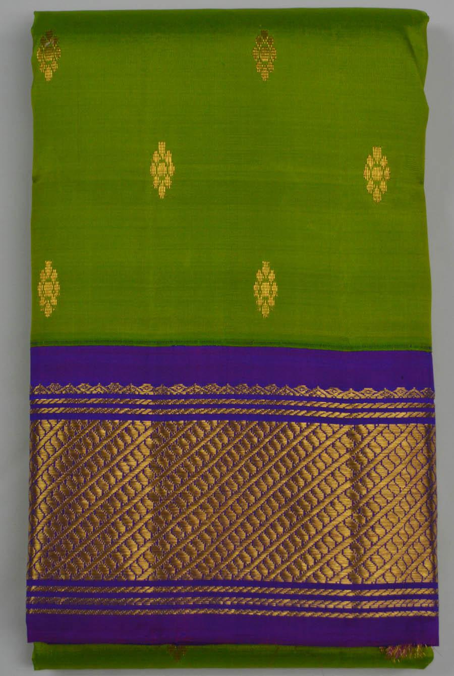 Temple Saree 6060