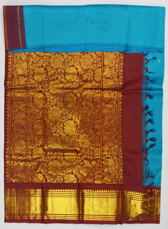 Temple Saree 6062