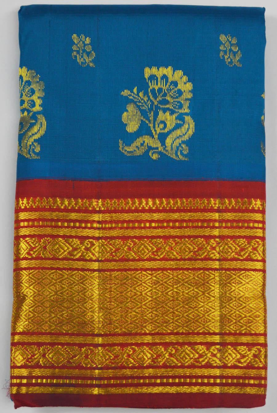 Temple Saree 6064