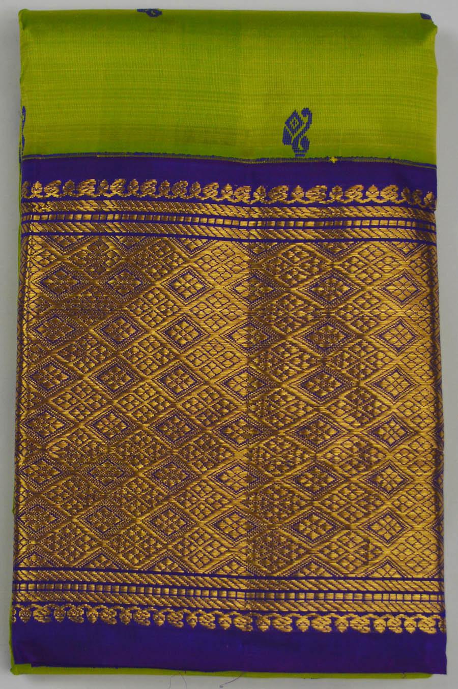 Temple Saree 6069