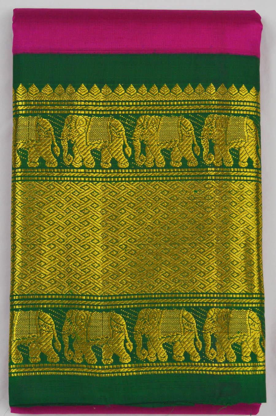 Temple Saree 6240