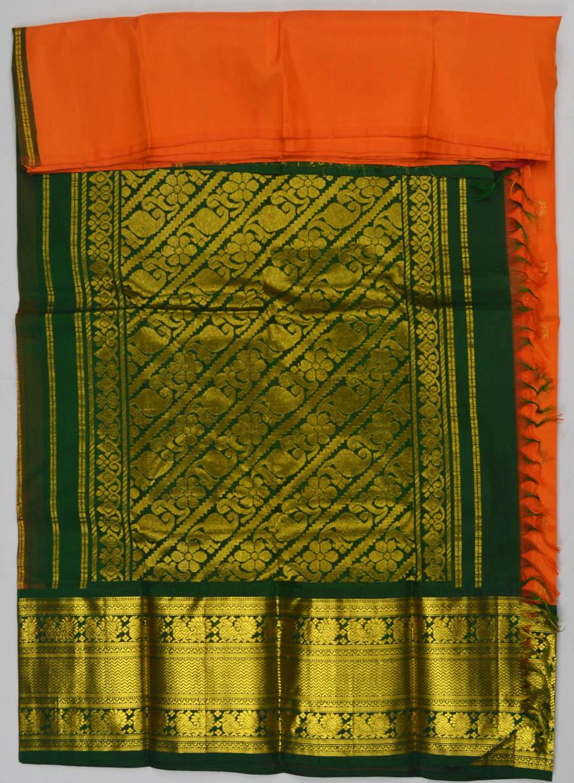 Temple Saree 6242