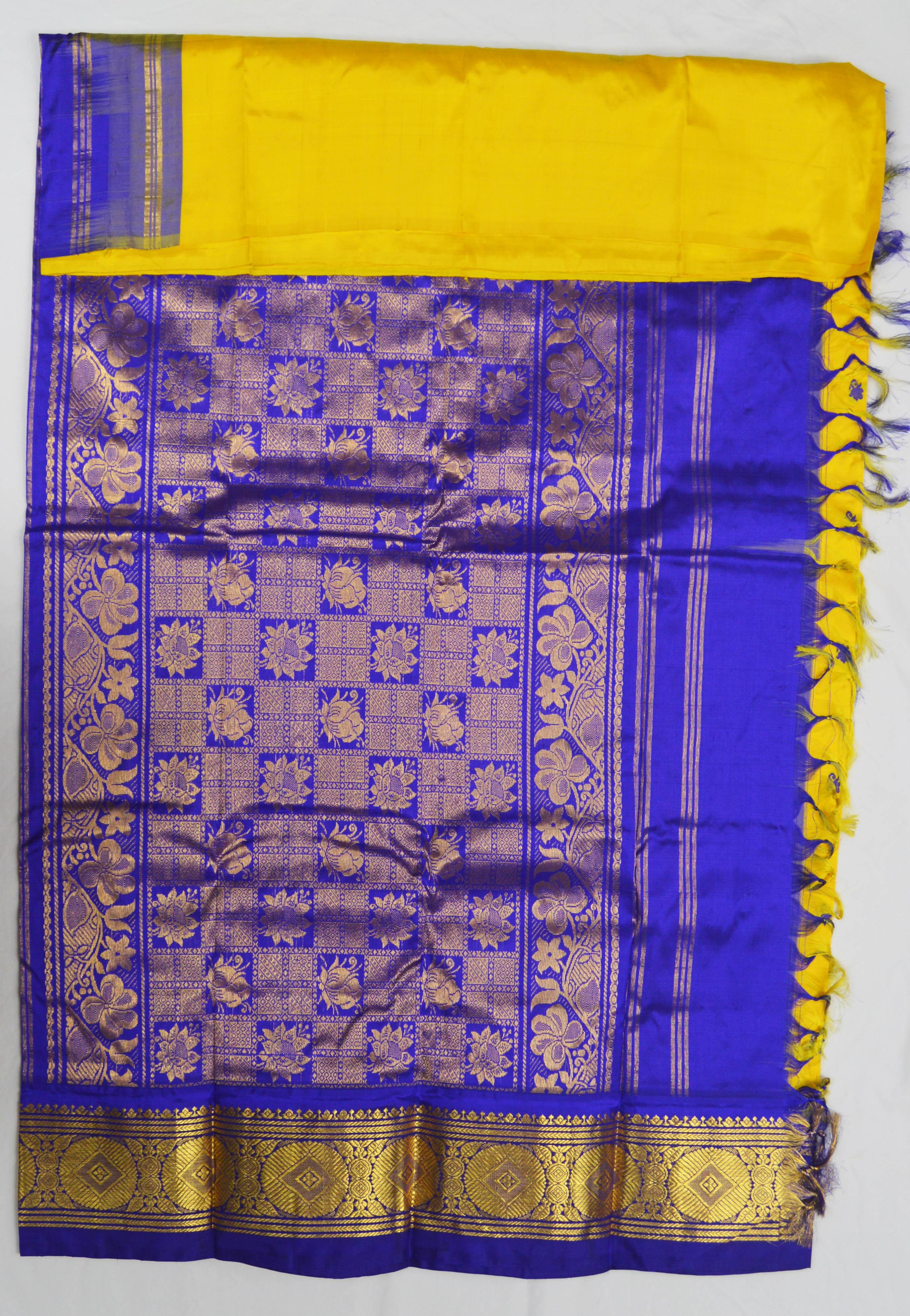 Temple Saree 6252