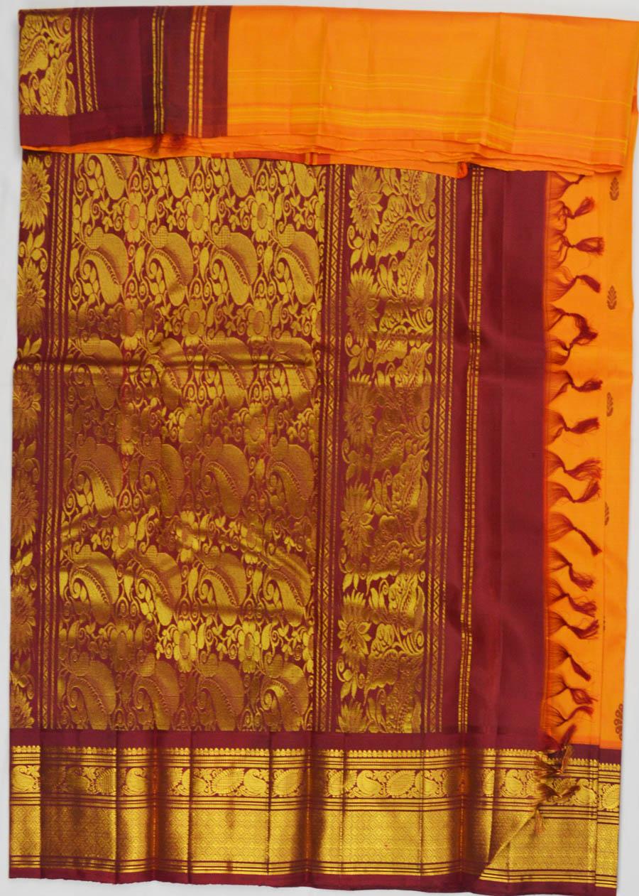 Temple Saree 6351