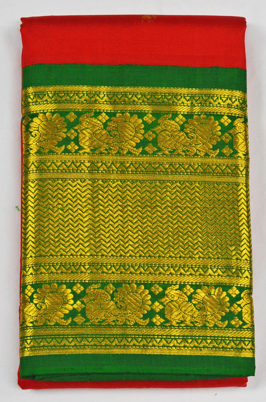 Temple Saree 6356